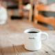 coffee mug - morning routine