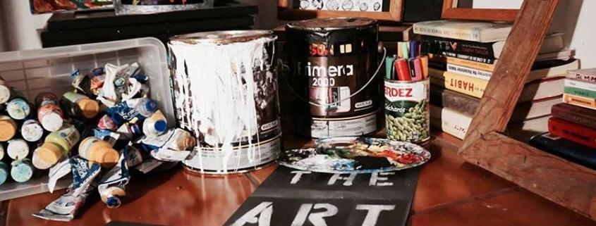 paint utensils - art warehouse