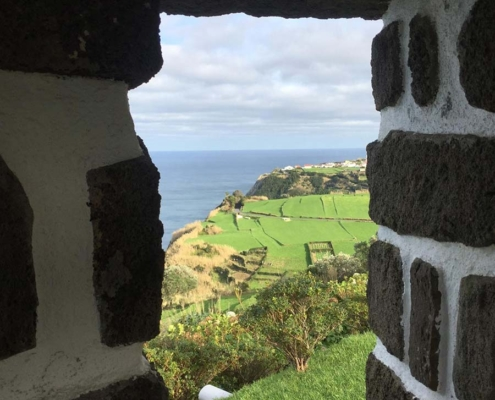 Azores view