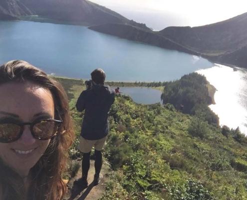 Azores tourist photo