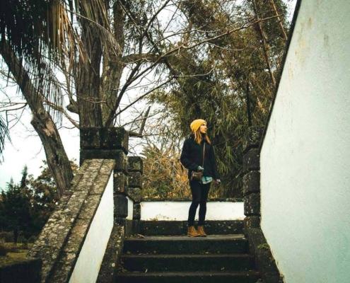 Azores staircase