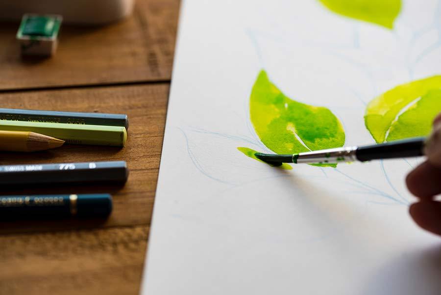 painting - art accounts