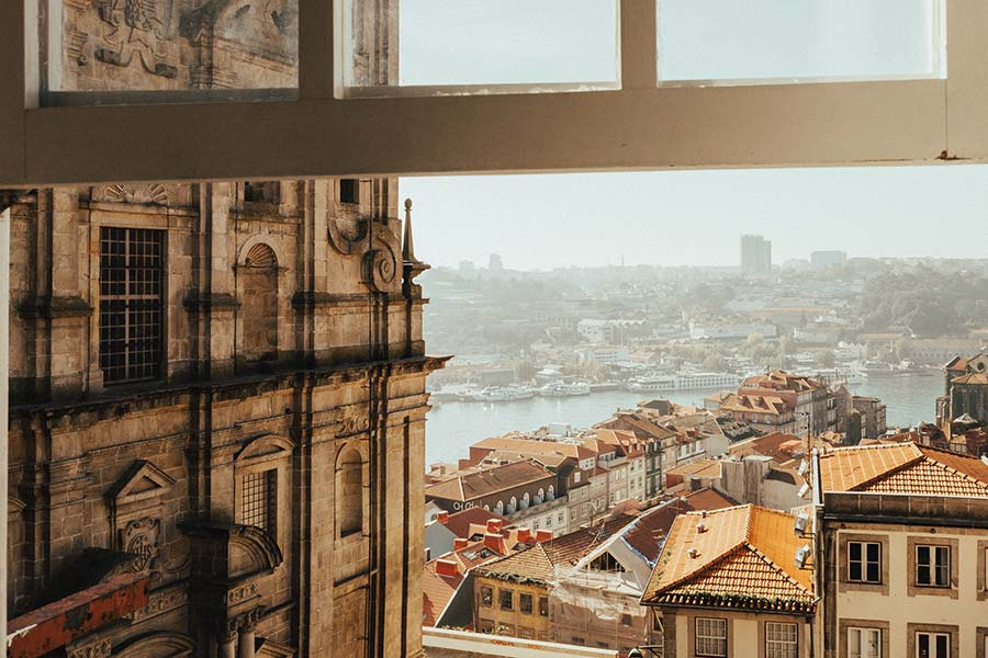 city view - stunning places portugal