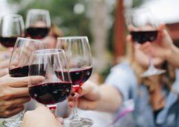 wine glasses - wine experiences