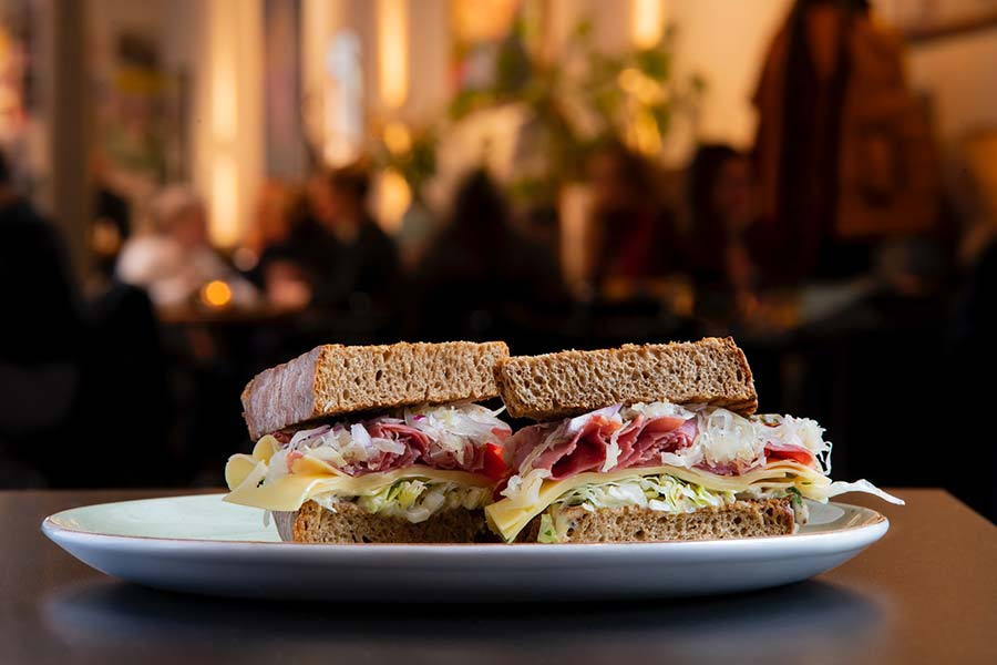 sandwiches - 5 things I miss about Amsterdam