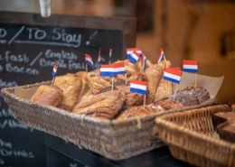 Dutch food - level of Dutchness