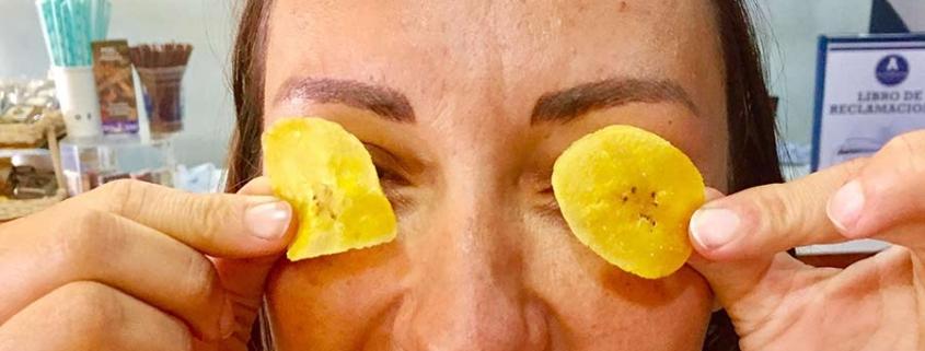 face closeup - problem skin