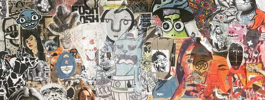 art wall - purpose