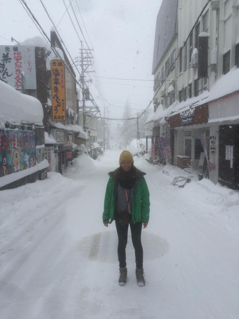 trip to Japan - travelling with grief