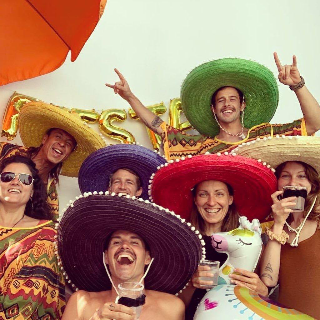 mexican fiesta mini adventures - alix m campbell