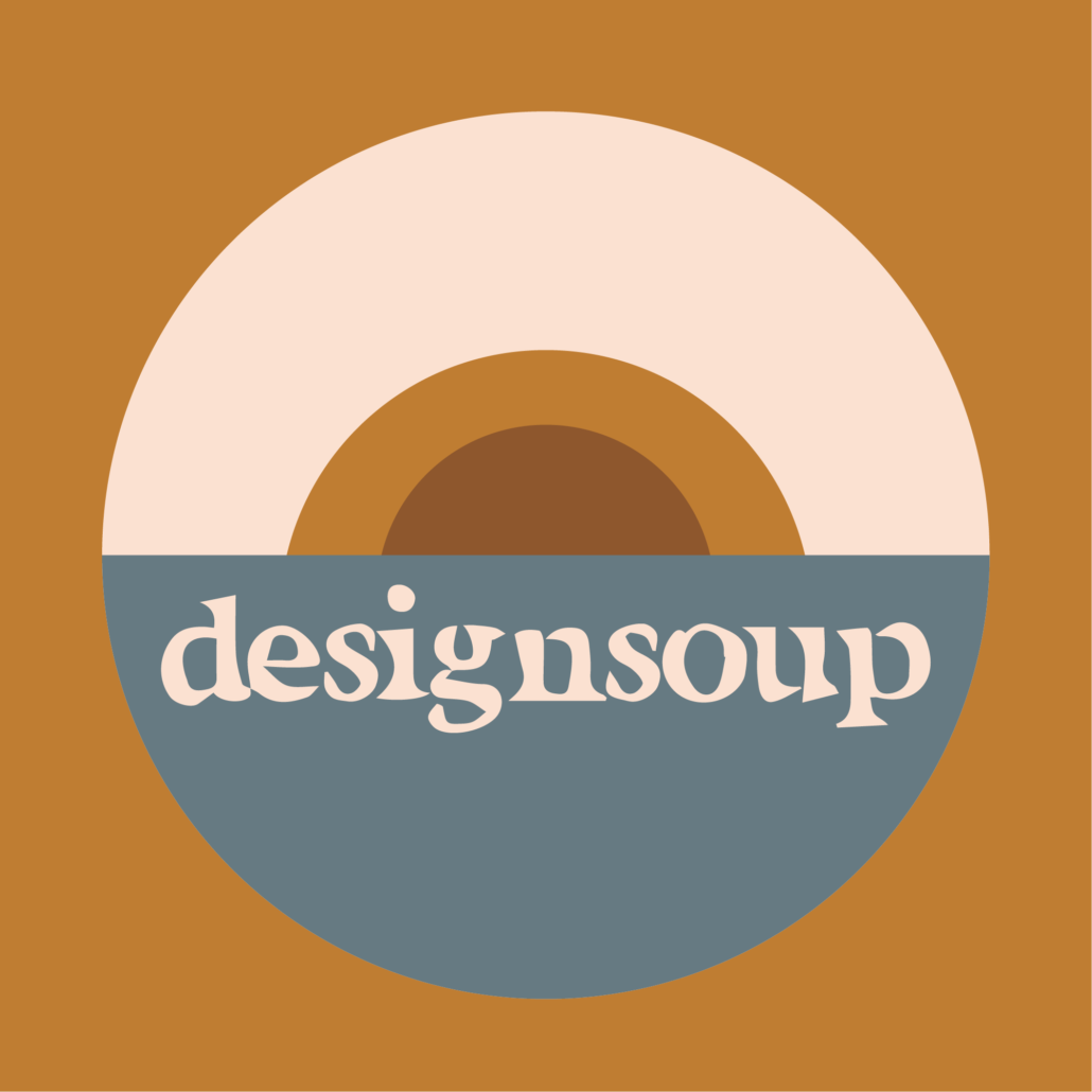designsoup logo - Alix M. Campbell